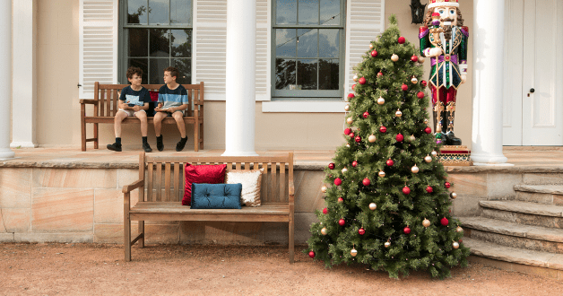 Deck the halls – it's November