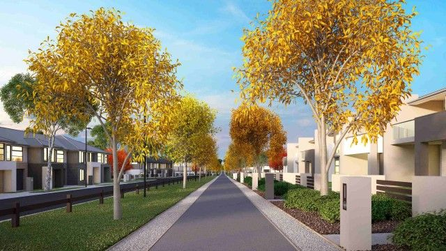 Introducing Robbins Lane at Catherine Park Estate